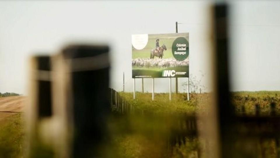 J. Cardozo: 'Vamos a fortalecer al INC puertas adentro, y seremos equitativos en la adjudicación de tierras' —  Economía — Dinámica Rural   El Espectador 810