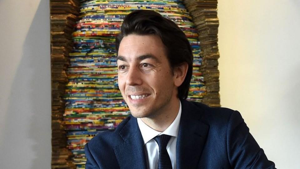 """Juan Sartori: """"Estamos trabajando a buen ritmo para generar una mejor estructura jurídica para el país"""" —  Entrevistas — Al Día 810   El Espectador 810"""