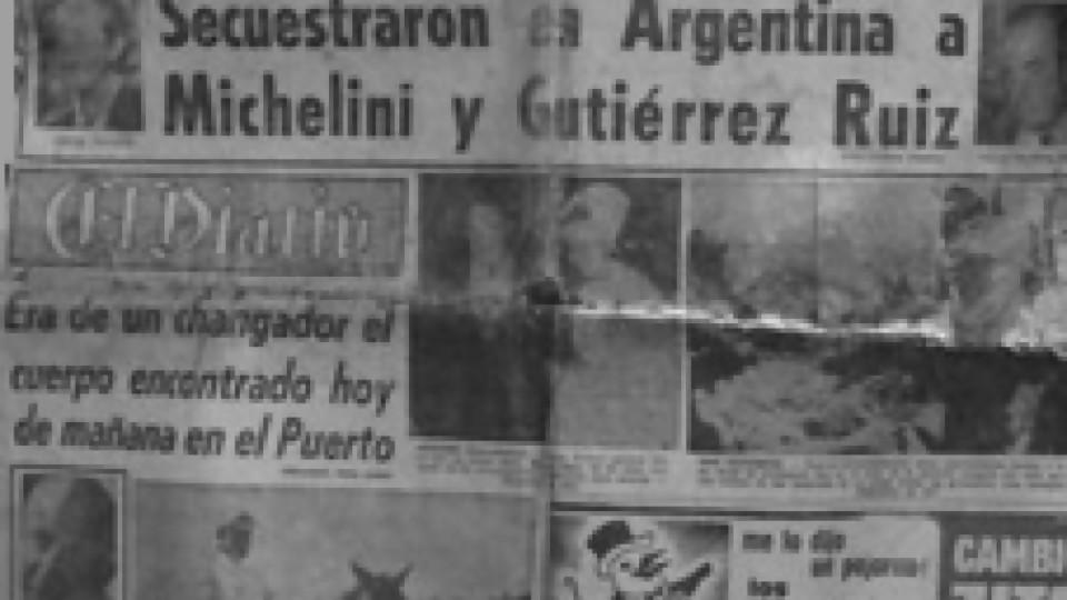 Cómo eran aquellos días que rodearon el 20 de Mayo de 1976 —  La Entrevista — Más Temprano Que Tarde | El Espectador 810