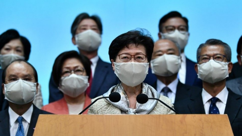 China enfrenta a Hong Kong con una ley de seguridad nacional —  Claudio Fantini — Primera Mañana | El Espectador 810