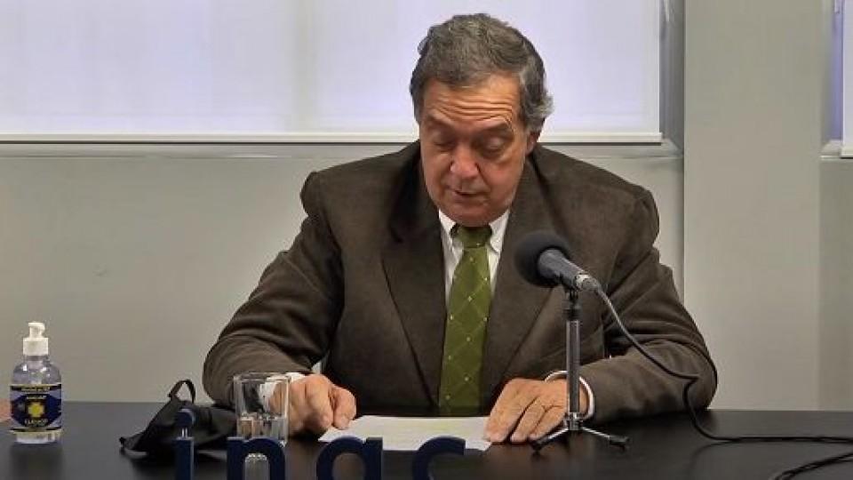F. Mattos: 'Cuando pase la pandemia, Uruguay tendrá fortalezas como certificación, inocuidad y garantías sanitarias para darle al mundo' —  Economía — Dinámica Rural | El Espectador 810