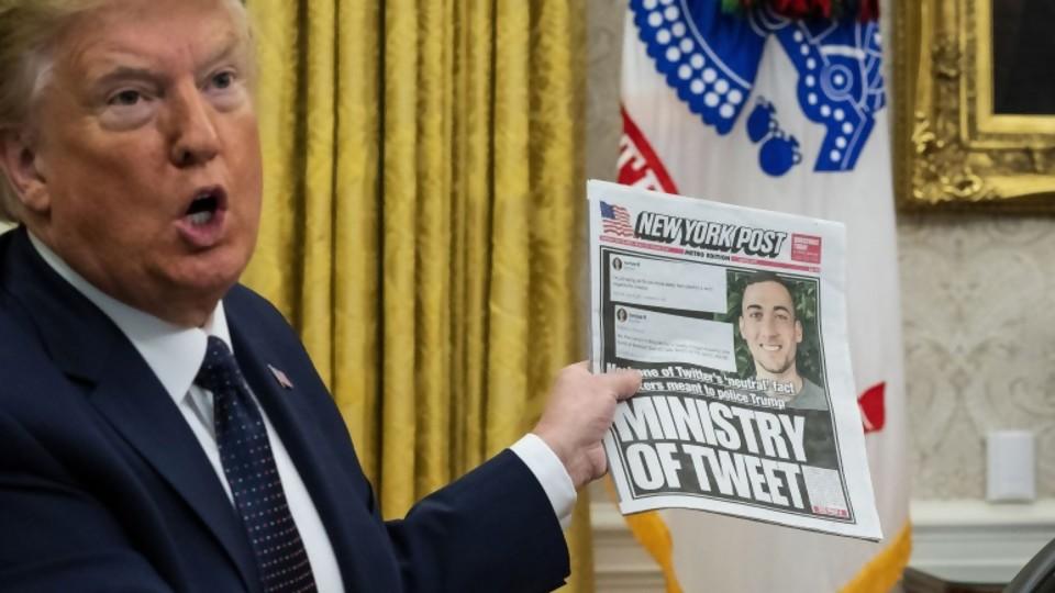 Trump y Twitter en guerra —  La Entrevista — Más Temprano Que Tarde | El Espectador 810