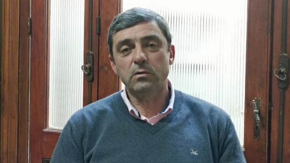 Á. Pérez Viazzi: 'En tiempos complejos se ve la fortaleza del productor, pero hay que apoyarlos con medidas paliativas' —  Lechería — Dinámica Rural   El Espectador 810