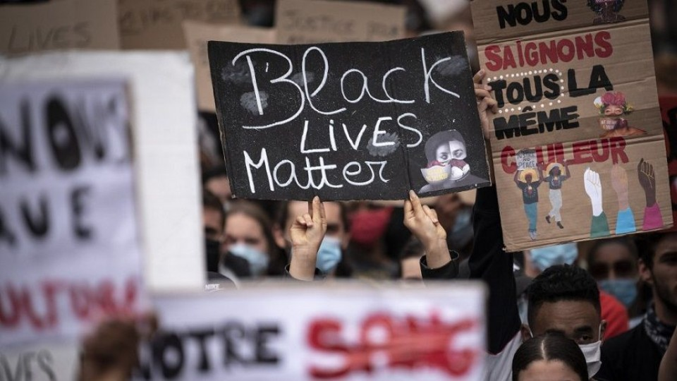 ¿Por qué cruzaron el Atlántico las protestas por el asesinato de George Floyd? —  Claudio Fantini — Primera Mañana   El Espectador 810