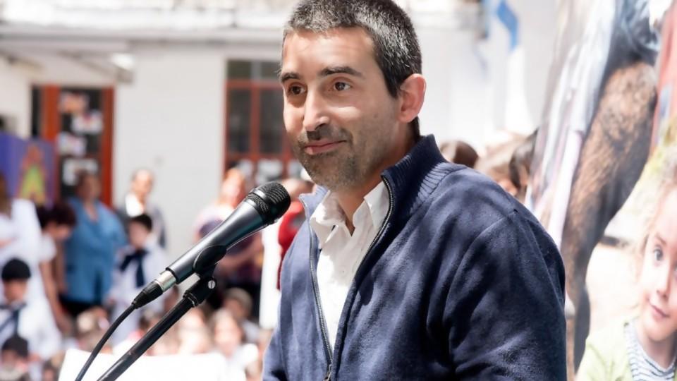 """Pablo Caggiani: """"el sistema de alimentación de Primaria es fundamental para la salud y el desarrollo"""" —  Entrevistas — Al Día 810   El Espectador 810"""