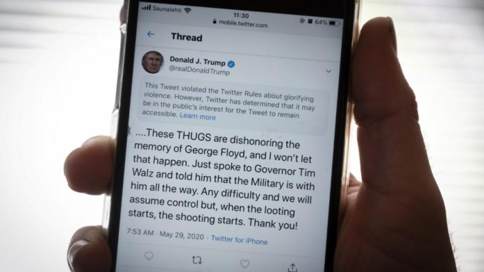 La pelea Twitter/Trump y la inmunidad de las redes —  Victoria Gadea — No Toquen Nada | El Espectador 810