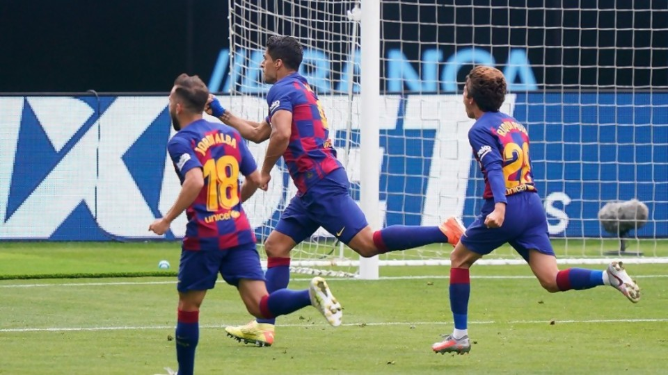 Darwin con los pases en fase 2 y los 400 goles de Suárez —  Darwin - Columna Deportiva — No Toquen Nada | El Espectador 810