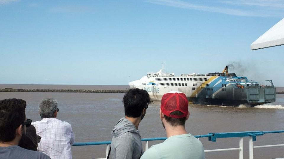 Puerto de Buquebus en Punta Carretas: López Mena y el gobierno lo ven con buenos ojos —  Informes — No Toquen Nada | El Espectador 810