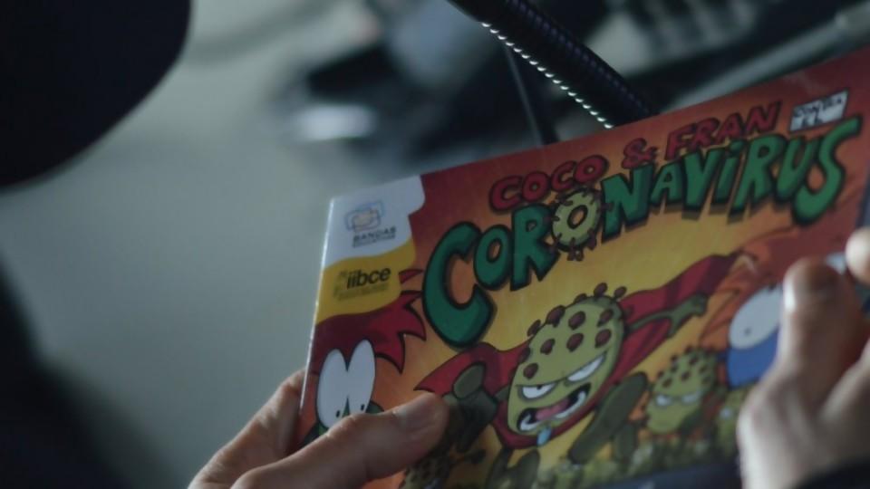 Comicbacterias: atrapar con la historia para que los contenidos bajen orgánicamente —  Entrevistas — No Toquen Nada | El Espectador 810