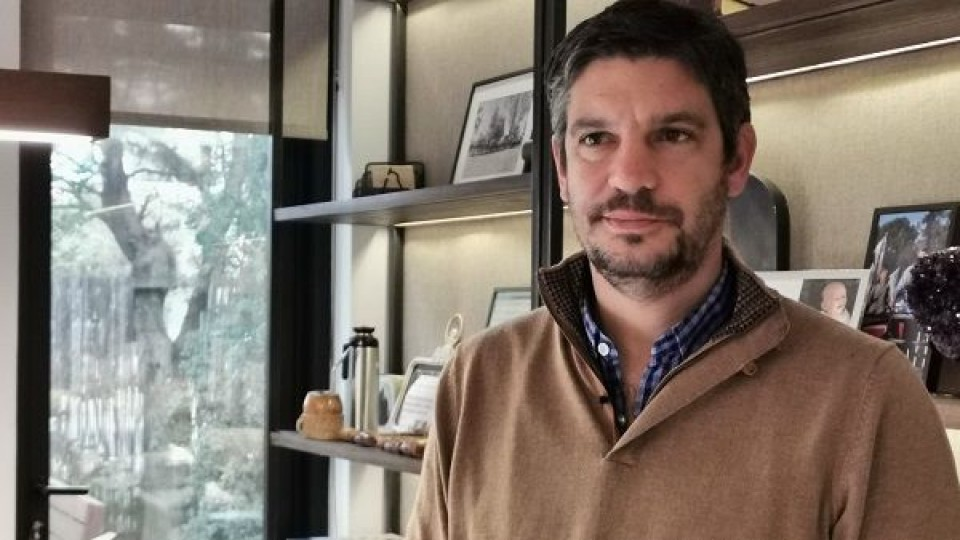 A. Zambrano: 'Si Uruguay pide que el mundo se abra, no se puede cerrar' —  Mercados — Dinámica Rural | El Espectador 810