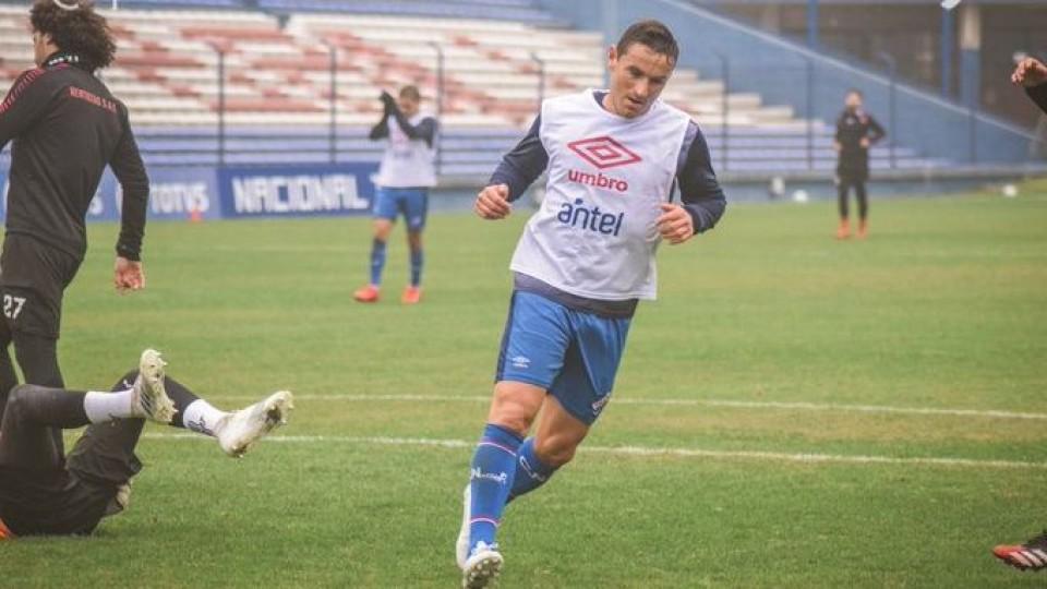 Bergessio: El dueño de los goles en Nacional —  Deportes — Primera Mañana   El Espectador 810