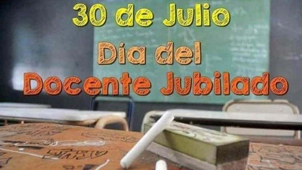 30 de julio: Día del docente jubilado —  Entrada libre — Más Temprano Que Tarde | El Espectador 810