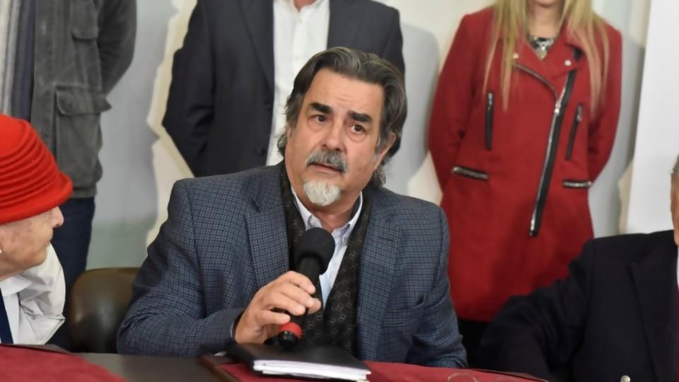 """Gustavo Zubía: """"no es una cuestión personal contra Díaz, sino que queremos democratizar la fiscalía"""" —  Entrevistas — Al Día 810   El Espectador 810"""