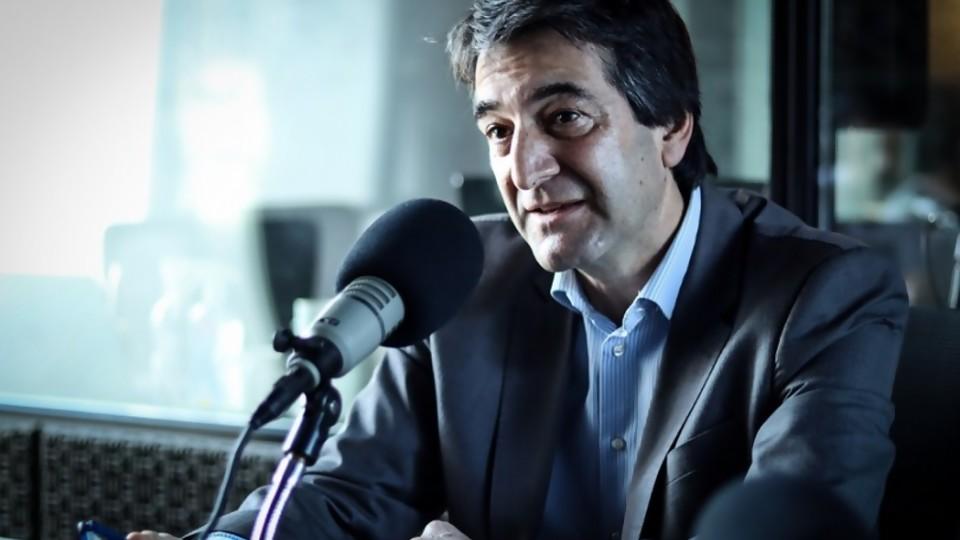 Pablo Ferrari: la vuelta del fútbol y la incertidumbre por el básquetbol —  Entrevistas — No Toquen Nada | El Espectador 810