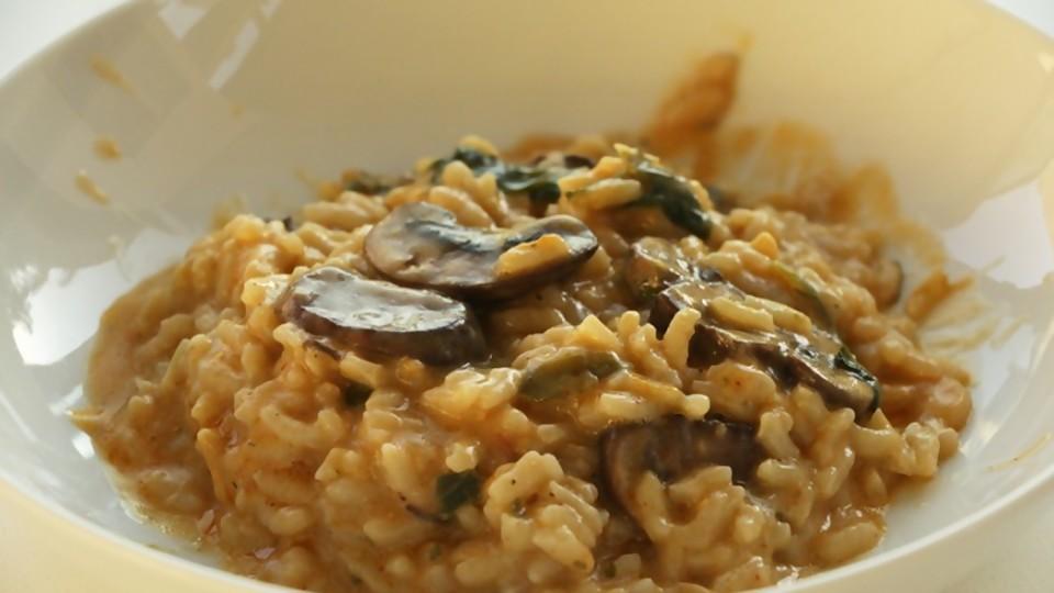 Risotto de champi paso a paso —  Las recetas de Sofi — Bien Igual | El Espectador 810
