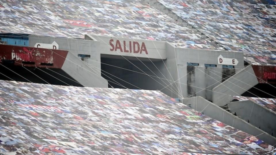Las banderas clásicas y la crítica al Madrid:  —  Darwin - Columna Deportiva — No Toquen Nada   El Espectador 810