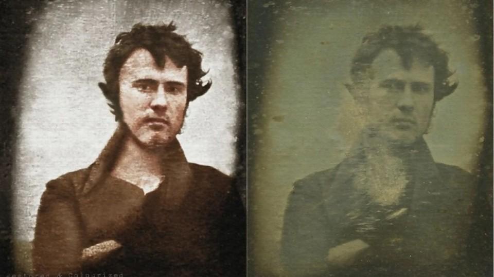 "La primera ""selfie"": Robert Cornelius, 1839 —  Leo Barizzoni — No Toquen Nada   El Espectador 810"