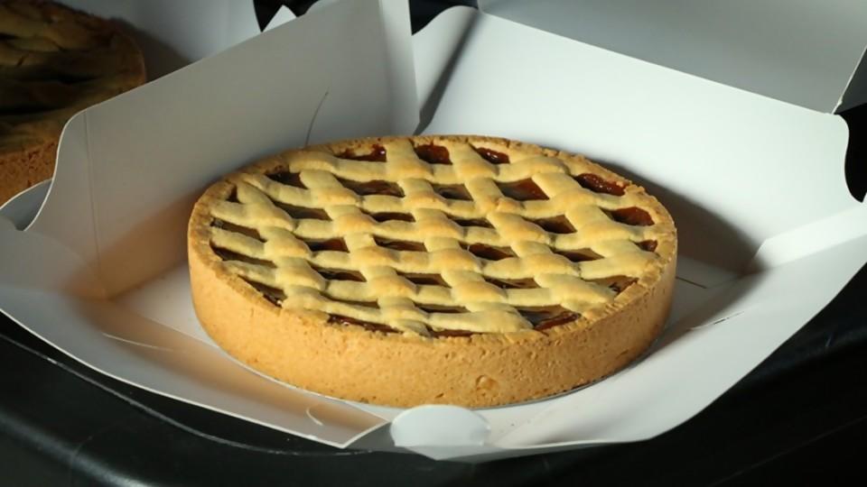 Una Sra. Pasta Frola —  Las recetas de Sofi — Bien Igual   El Espectador 810