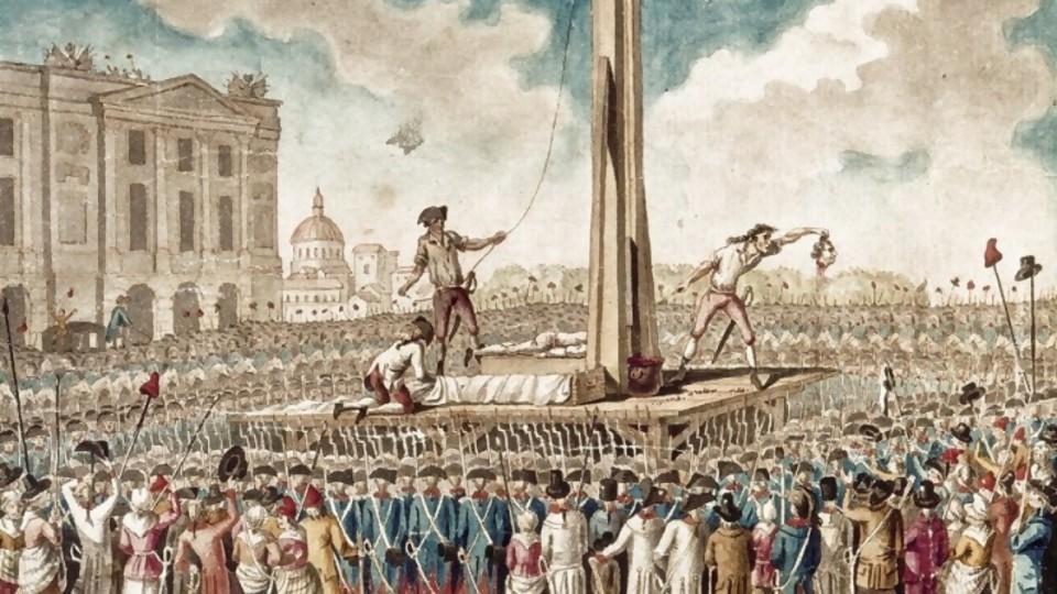 La revolución de la guillotina  —  Segmento dispositivo — La Venganza sera terrible   El Espectador 810