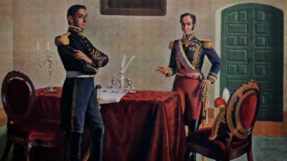 San Martín: el militar y el político ilustrado —  Gabriel Quirici — No Toquen Nada   El Espectador 810