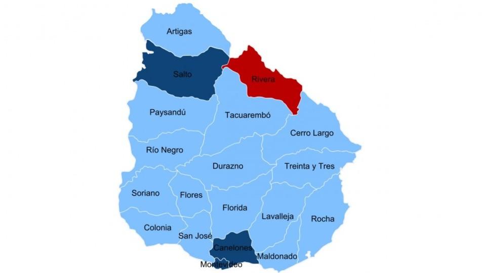 Mapa político del Uruguay tras las elecciones del 27/9 —  La Entrevista — Más Temprano Que Tarde   El Espectador 810