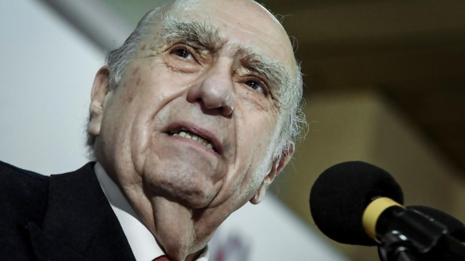 """Sanguinetti: """"Vázquez introdujo un modo de hablar tranquilizador"""" —  Entrevistas — Primera Mañana   El Espectador 810"""