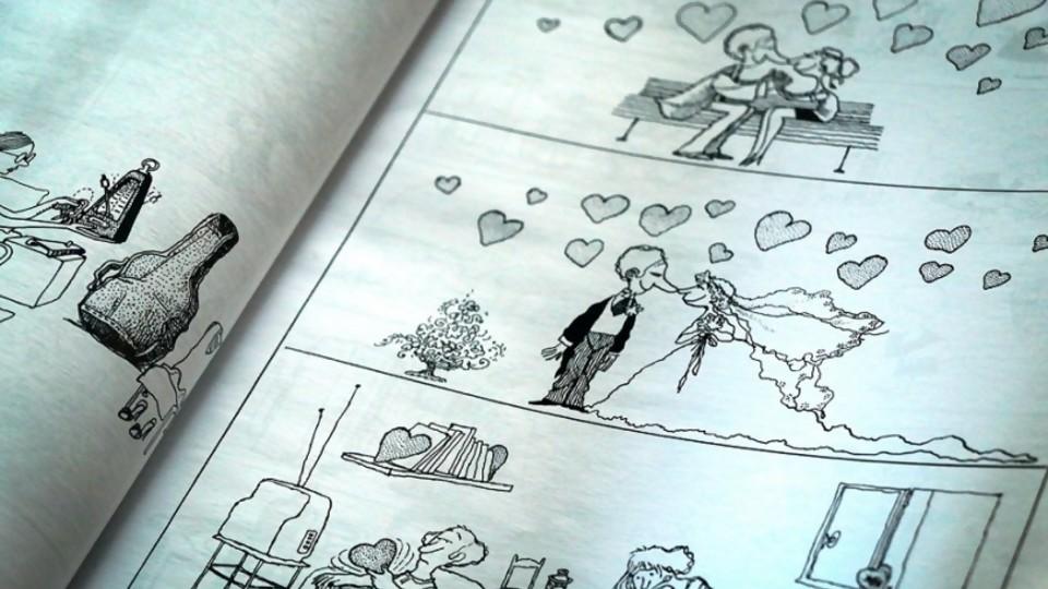 Quino a través de Mafalda y más allá de ella   —  Audios — No Toquen Nada   El Espectador 810