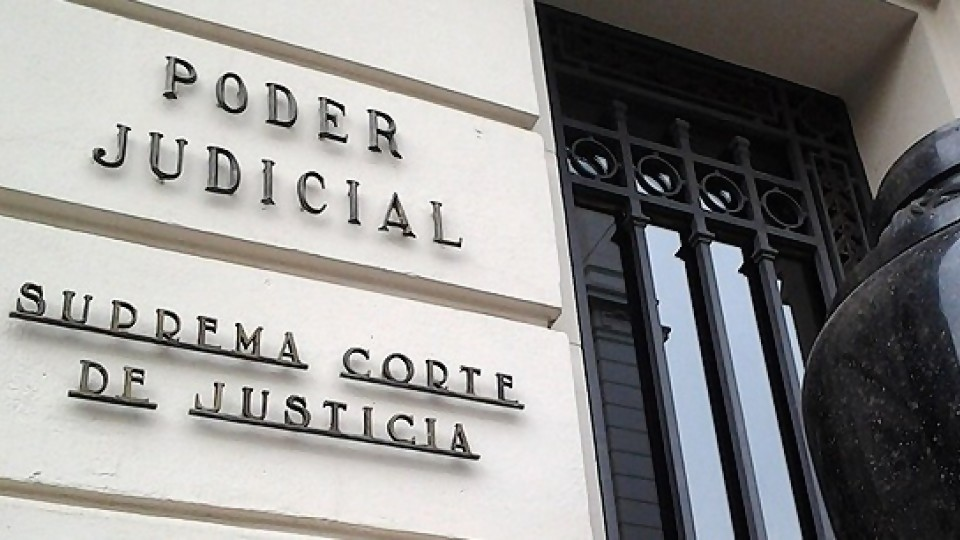 Asociación de Magistrados expresa preocupación por la derogación de competencias en relación a la Ley Integral de Violencia hacia las Mujeres Basada en Género —  Entrada libre — Más Temprano Que Tarde | El Espectador 810
