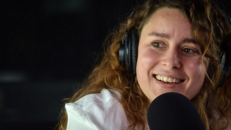El avión ortopédico y la canción rochense en la voz de Florencia Núñez —  NTN Concentrado — No Toquen Nada | El Espectador 810