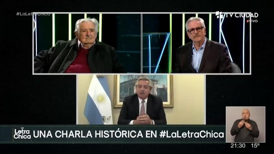 El desmentido de Fernández a Mujica y la molestia de Darwin con el cierre al turismo —  Columna de Darwin — No Toquen Nada | El Espectador 810