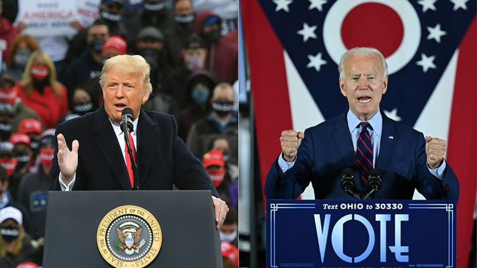 Qué país encontrará Biden en caso de ganar: una sociedad partida en dos, y un Partido Demócrata al que no entusiasma del todo —  La Entrevista — Más Temprano Que Tarde | El Espectador 810