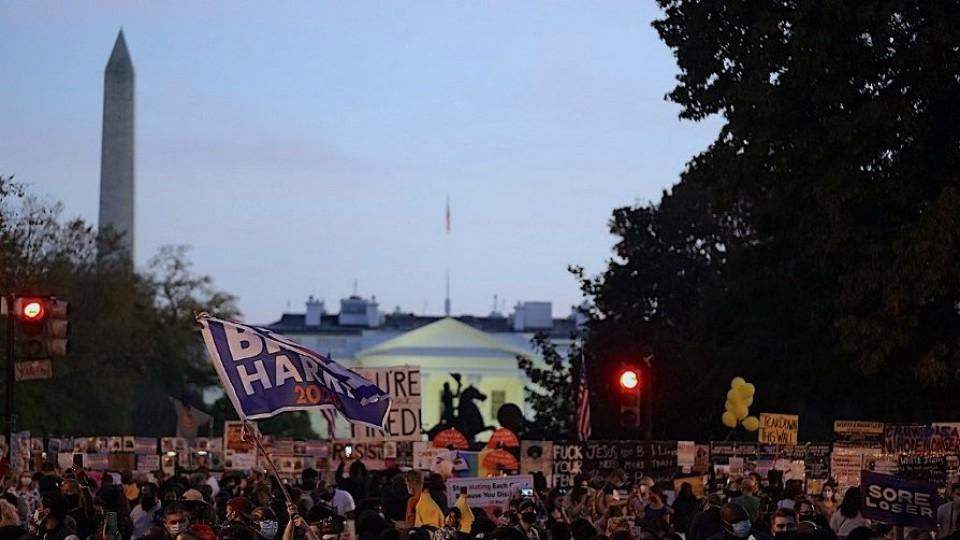 A lo Cristina: ¿Estados Unidos podría tener una transición trunca? —  Claudio Fantini — Primera Mañana | El Espectador 810