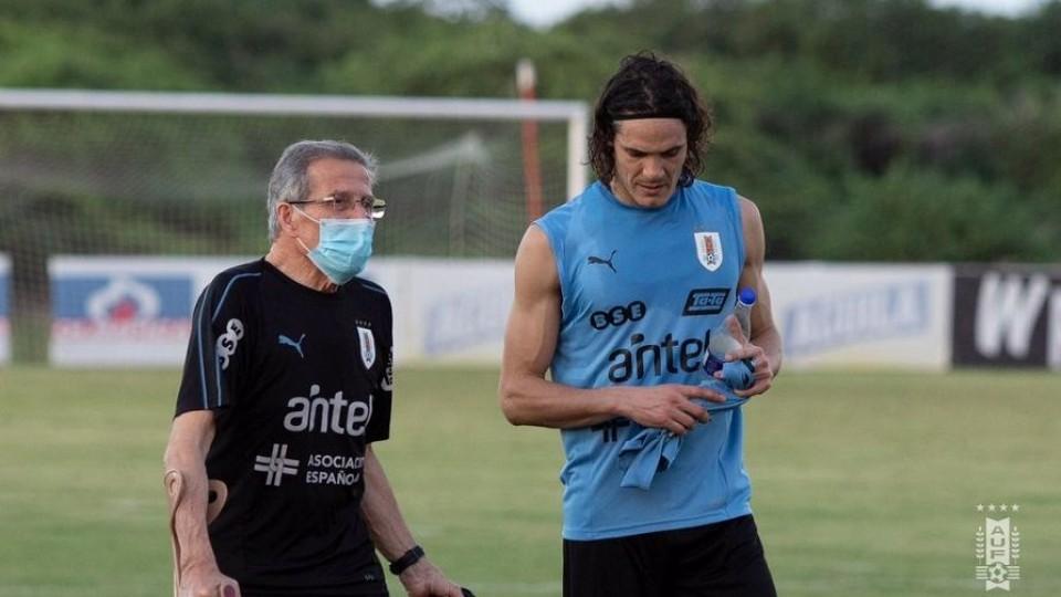 Así fue el primer entrenamiento de Uruguay  —  Deportes — Primera Mañana | El Espectador 810