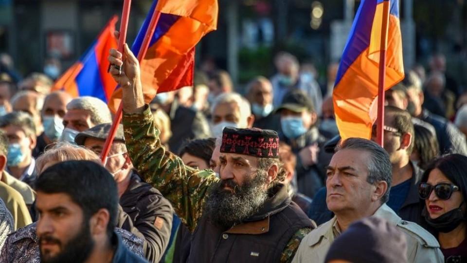 Con Armenia derrotada, ¿cuál es el futuro de Artsaj? —  Claudio Fantini — Primera Mañana   El Espectador 810