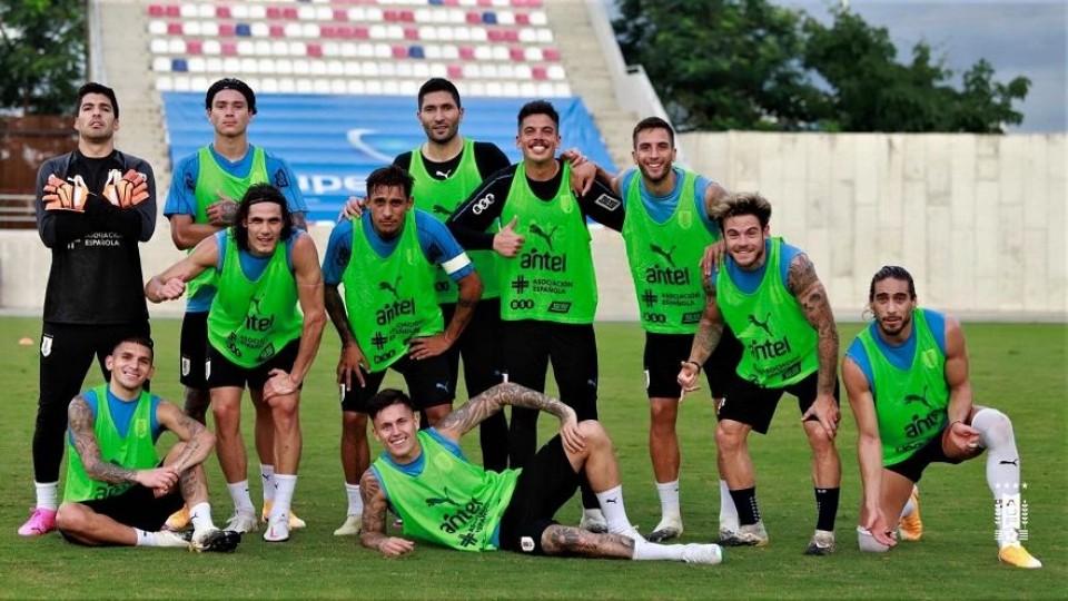 Suárez y Cavani en el ataque de Uruguay ante Colombia —  Deportes — Primera Mañana | El Espectador 810