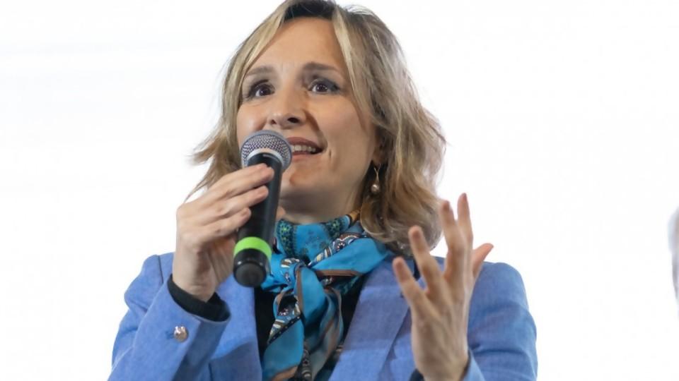 """Laura Raffo: """"vamos a desarrollar un gran proyecto metropolitano a largo plazo"""" —  Entrevistas — Al Día 810   El Espectador 810"""