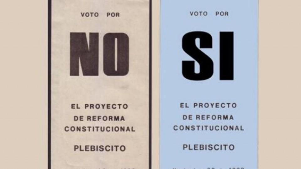 A 40 años del Plebiscito de 1980: un hito contemporáneo que renueva la ilusión —  Gabriel Quirici — No Toquen Nada | El Espectador 810