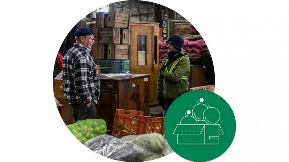 Redalco proyecta donar un millón de kilos de alimentos frescos en 2021 —  Entrada libre — Más Temprano Que Tarde | El Espectador 810