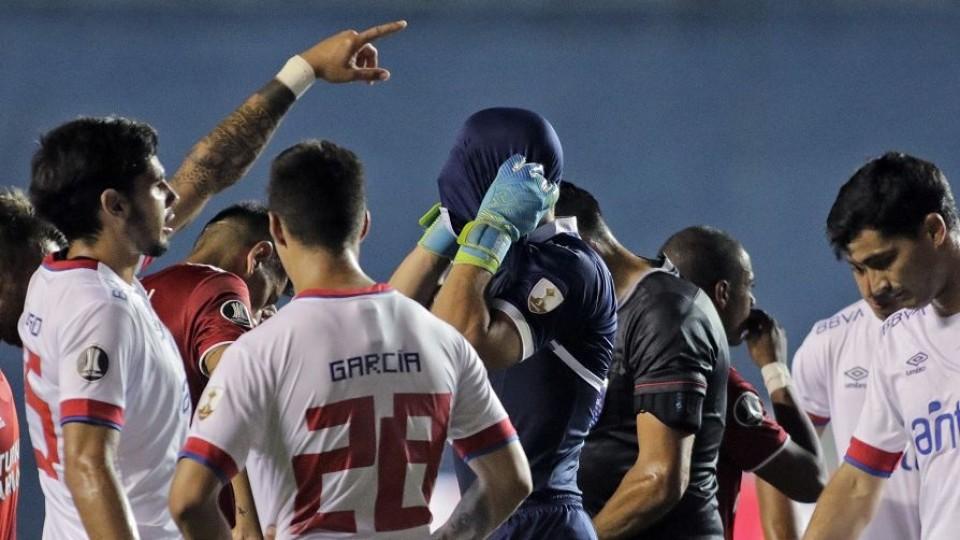 """Giordano sobre la eliminación de Nacional: """"Yo soy el responsable"""" —  Deportes — Primera Mañana   El Espectador 810"""