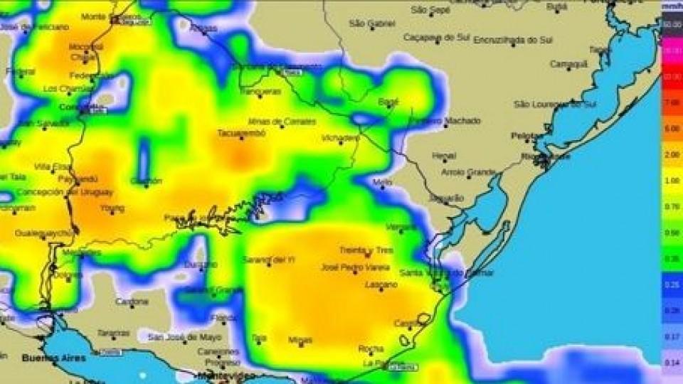 G. Labrador: Luego de las lluvias previstas, ''es esperable que llueva el próximo fin de semana'' —  Clima — Dinámica Rural | El Espectador 810