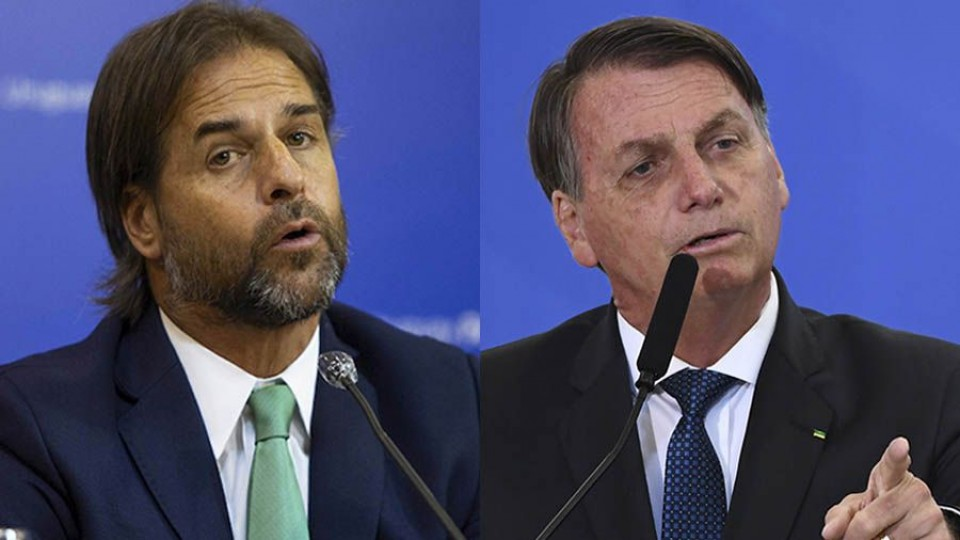 Qué se puede esperar de la reunión entre los presidentes Luis Lacalle Pou y Jair Bolsonaro en Brasil —  La Entrevista — Más Temprano Que Tarde   El Espectador 810