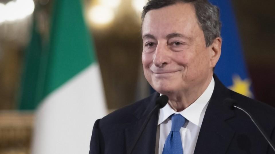 Draghi, la nueva esperanza de Italia  —  Audios — Geografías inestables | El Espectador 810