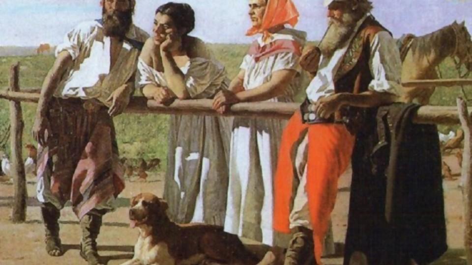 """""""El Uruguay bárbaro, una nueva mirada al siglo XIX"""" —  Gabriel Quirici — No Toquen Nada   El Espectador 810"""