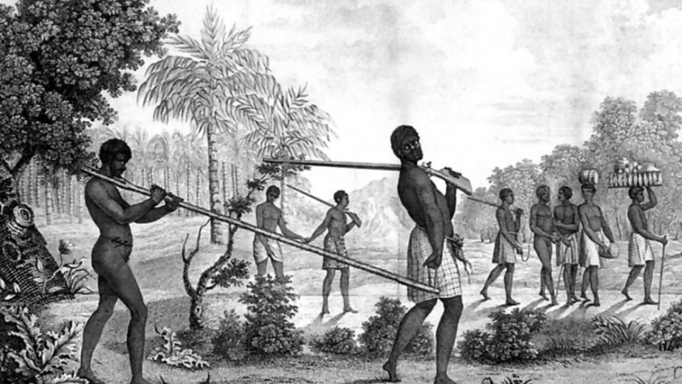 """Capítulo 3: """"El tráfico negrero, los que poblaron por la fuerza"""" —  Inmigrantes de papel — Abran Cancha   El Espectador 810"""