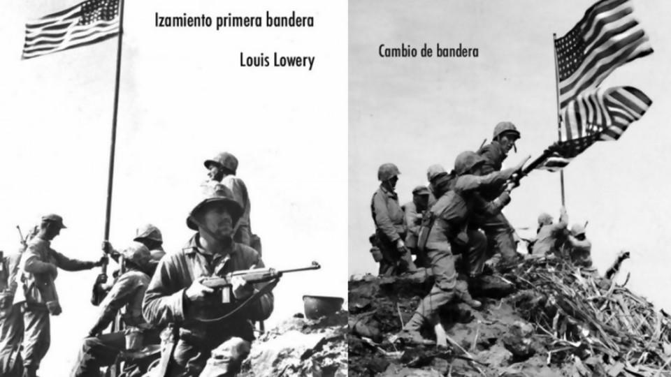 "Joe Rosenthal: ""Alzando la bandera en Iwo Jima"" 1945 —  Leo Barizzoni — No Toquen Nada | El Espectador 810"