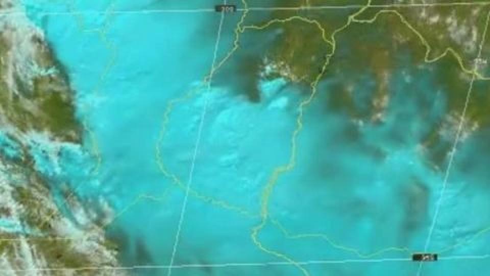 G. Labrador: ''El último evento de lluvias marcó registros equivalentes a dos meses'' —  Clima — Dinámica Rural | El Espectador 810